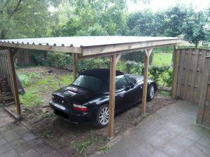 carport damwand 1