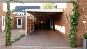 Houten carport aan huis bouwen - Goedkopecarports.nl